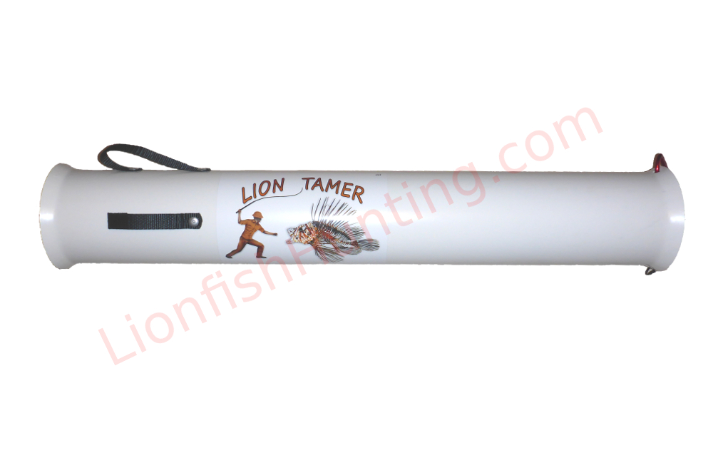 Commercial size Lion Tamer lionfish container