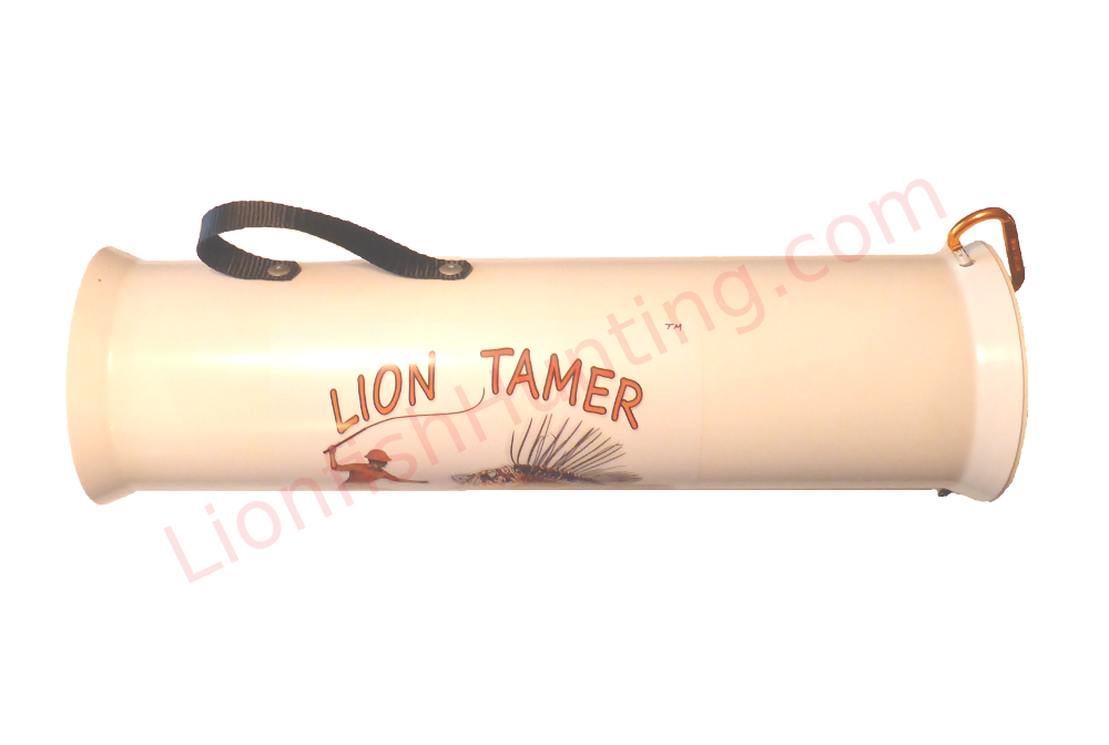 Lion Tamer Lionfish Container