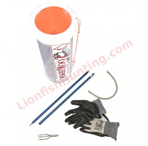 Neritic hunting package with Zookeeper & gloves