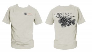 Lionfish design T-shirt