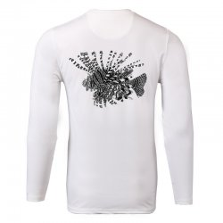 White long sleeve Sport T