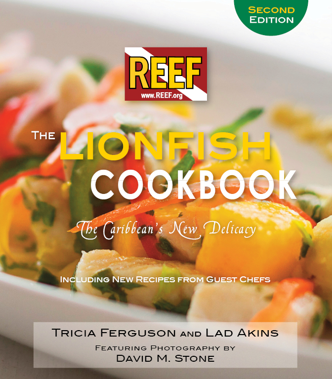Reef.org Lionfish Cookbook